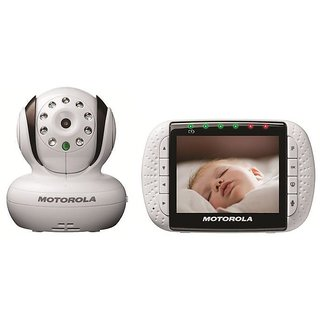 Motorola Digital Wireless Video Baby Monitor - Mbp36
