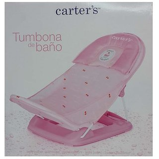 Carters Baby Bather (Pink) - Tumbona De Bano
