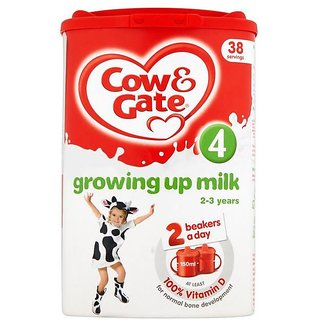 Cow & Gate 4 Growing Up Milk (2-3 Yrs) - 800G