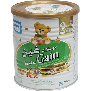 Similac 2 Gain  (6-12M) - 400G (Imported)
