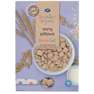 Boots Toddler Organic Oaty Pillows Breakfast (18m+) - 200G