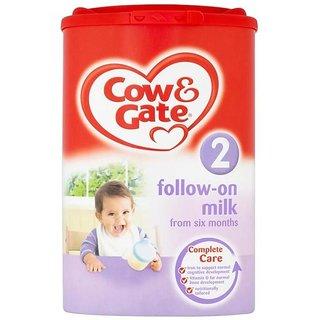 Cow & Gate 2 Follow-On Milk (6m+) - 900G