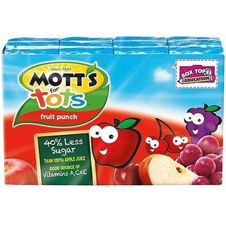 Motts For Totts Fruit Punch - 200ml (6.75oz)