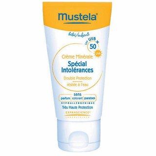 Mustela Special Intolerances Sun Screen SPF50 - 50ml