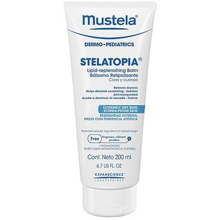 Mustela Dermo-Pediatrie Stelatopia Lipid-Replenishing Balm - 200ml