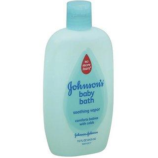 Johnsons Baby Soothing Vapor Bath - 444ml (15oz)