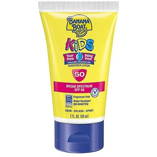 Banana Boat Kids Sunscreen Lotion SPF50 - 59ml (2oz)