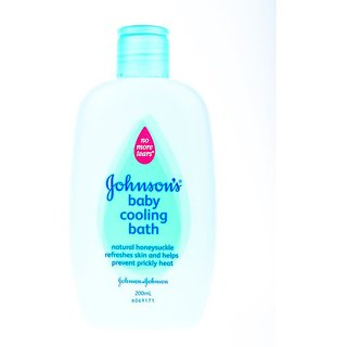 Johnsons Baby Cooling Bath - 200ml