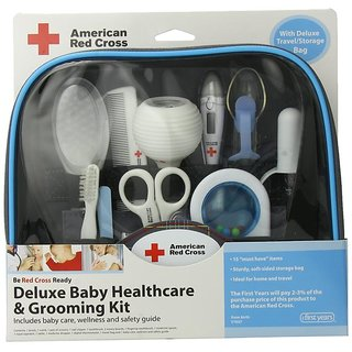 The First Years Deluxe Baby Healthcare & Grooming Kit (Y7057)