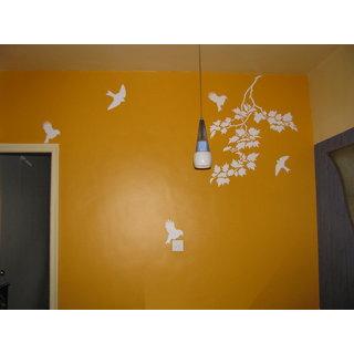 Birds On Flight Wall Decal