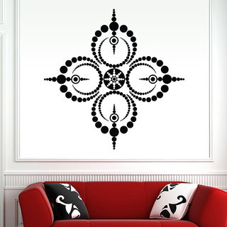Dotted Circles Wall Decal