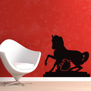 Galloping Horse Wall Decal
