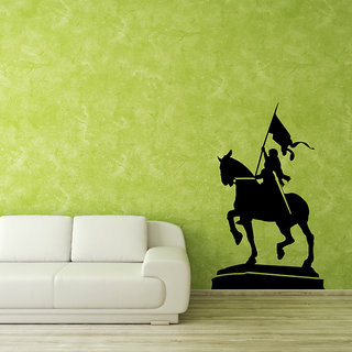 Warrior Queen Wall Decal