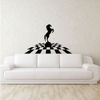 Elegant Horse Wall Decal