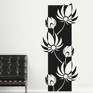 Lovely Lotus Wall Decal