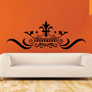 Creative Crown Wall Decal