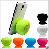 Car Hands-free Mini Bluetooth Speaker With Mic For IPhone IPad Tablet Mobiles