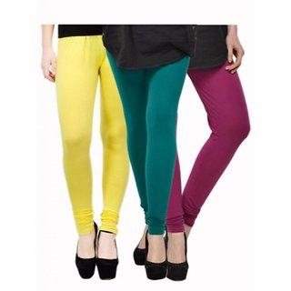 Vnu Pack of 3 Multi Colour Leggings