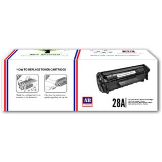 AB 28A/CF228A HP Compatible Black Toner Cartridge
