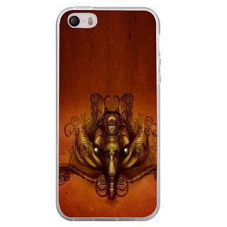 ifasho Modern Art Ganesh Back Case Cover for Apple Iphone 4