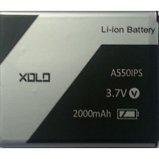 NEW HI QUALITY REPLACEMENT XOLO A550IPS BATTERY 2000MAH