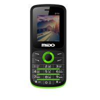MIdo D15+ 1.8 Inch Multimedia Feature Phone With Wireless FM And Multi Language Support