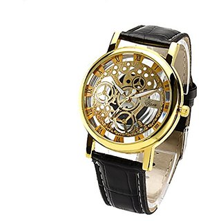 See-Through Mechanical Gear Face Watch:181