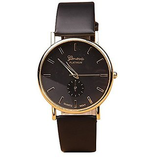 New Leather Strap New Fashion Leather Strap Geneva Watches Women Dress Watches