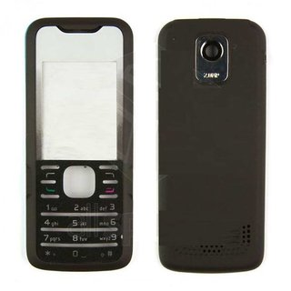 Mobile Phone Housing Body Panel (Black forNokia 7210 Supernova