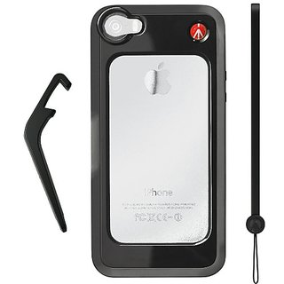 Manfrotto Carrying Case for iPhone 5/5s - Retail Packaging - Black