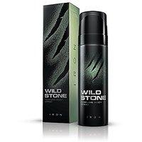 Wild Stone Iron Perfume Body Spray - For Men(120 Ml)