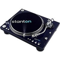 Stanton ST-150 Turntable with Cartridge (S-shaped tone arm)