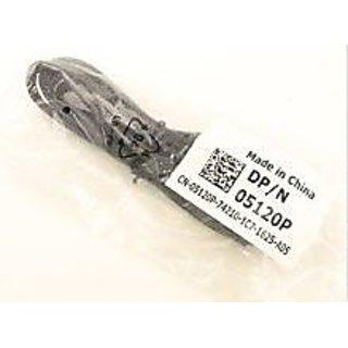 LOT OF 10 DELL 6FT 3-PRONG SPT-2 AC POWER CORDS GENUINE ORIGINAL 5120P CN-05120P