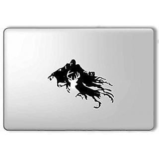 Dementor and Patronus Harry Potter - Apple Macbook Laptop Vinyl Sticker Decal