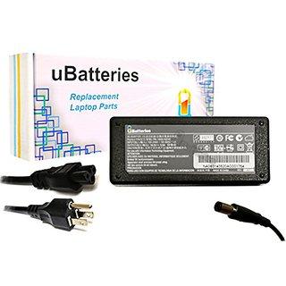 UBatteries Laptop AC Adapter Charger HP Pavilion dv5-1124ca dv5-1124tx dv5-1125nr dv5-1125tx dv5-1126tx dv5-1127cl dv5-1