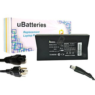 UBatteries Laptop Slim Power Adapter Charger Dell Precision M4700 330-5830 ON426P 0N426P W7758 OD2746 0D2746 PA-5M10 N42