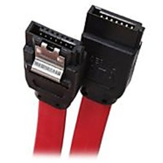 Nippon Labs SATA-L0.5-R 0.5M SATA II Cable with Latching