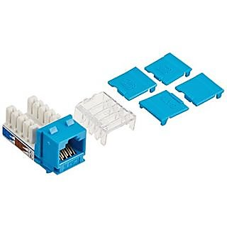 C2G / Cables To Go 29316 Cat6 RJ45 Keystone Jack