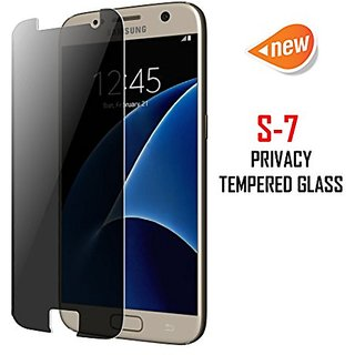 Privacy Tempered Glass Screen Protector for Samsung Galaxy S7 By SWAPSCREEN (S7)