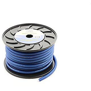 Bullz Audio (BPP4.80BL) PRO Blue 80 4-Gauge Power Cable