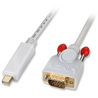 LINDY 41476 2m Mini Display Port To VGA Adapter Cable
