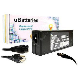 UBatteries AC Adapter Charger Toshiba Satellite U205-S5002 U205-S5012 U205-S5021 U205-S5022 U205-S5034 U205-S5044 U205-S