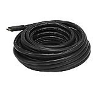 Monoprice 40ft 22AWG CL2 Standard HDMI Cable With Ethernet - Black
