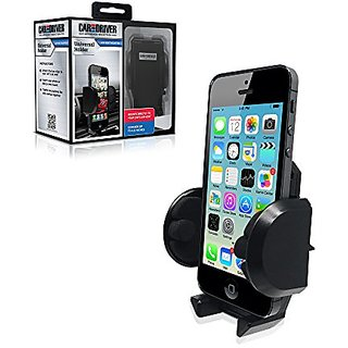 Car and Driver Universal Holder for Smartphones - Retail Packaging - Black
