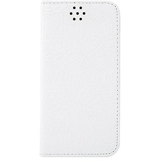 Apexel Cell Phone Case for Samsung Galaxy S7 - Retail Packaging - White/White