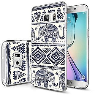 Protective Case Cover for Samsung Galaxy S7 Edge fantastic animal design art pattern