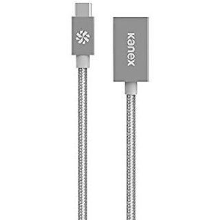 Kanex USB-C to USB 3.0 Adapter with DuraBraid Fiber 8.25