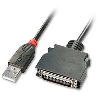 LINDY USB Parallel Mini Centronics Converter 36 Pin (42752)