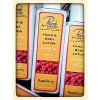 Puro Body & Soul Raspberry Lotion 100 ML