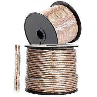 Orb Audio 100-Feet Roll USA Made 16 Gauge Speaker Wire